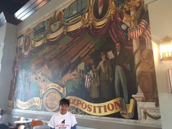 Savannah Visitors Center: A Great Visitors Center