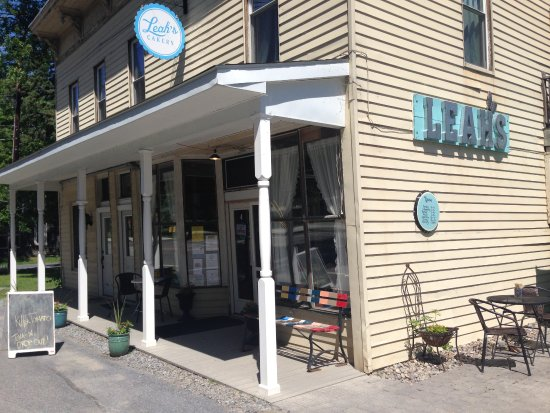 Round Lake, Nova York: Leah's Cakery