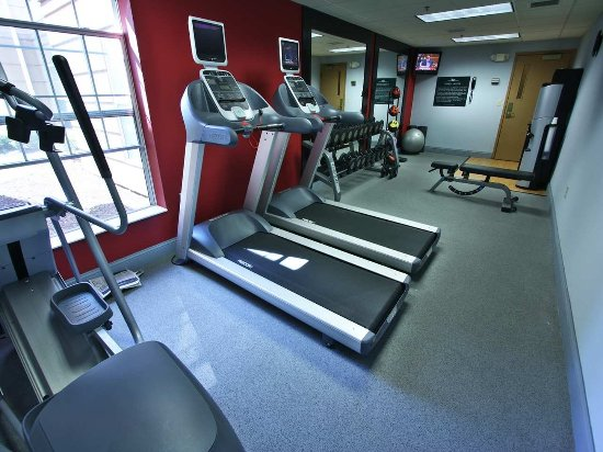 Homewood Suites by Hilton Baltimore-BWI Airport: Exercise Room