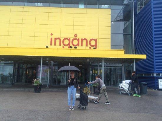 Bild fr n ikea barkarby jarfalla tripadvisor for Ikea bild london