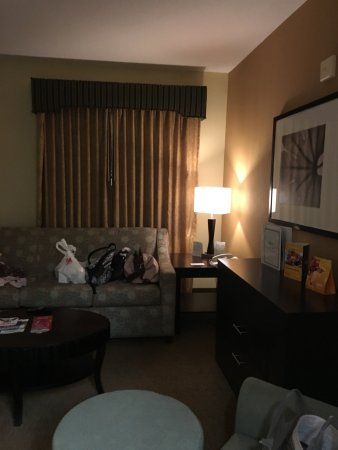 StaySky Suites I-Drive Orlando: Living room