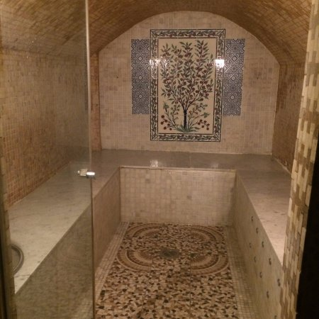 Casa Spa: relaxing hammam