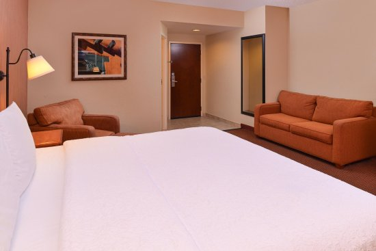 Hampton Inn University Midtown Albuquerque: King Bed with Sofabed Guestroom