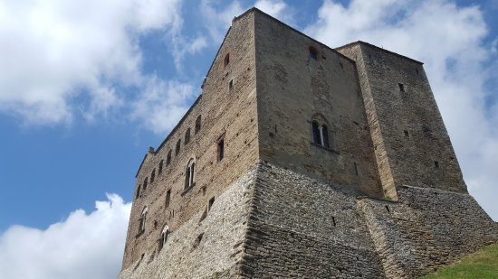 Prunetto, Italie : Castello