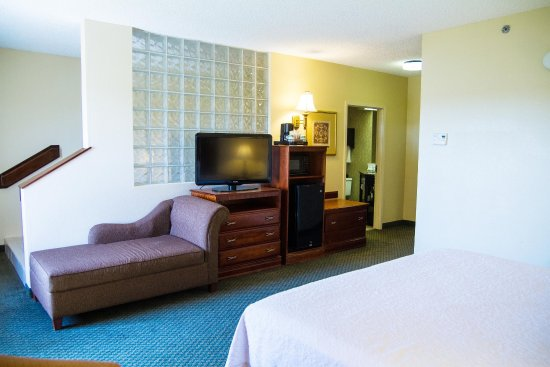 Hampton Inn Norman: Whirlpool Room