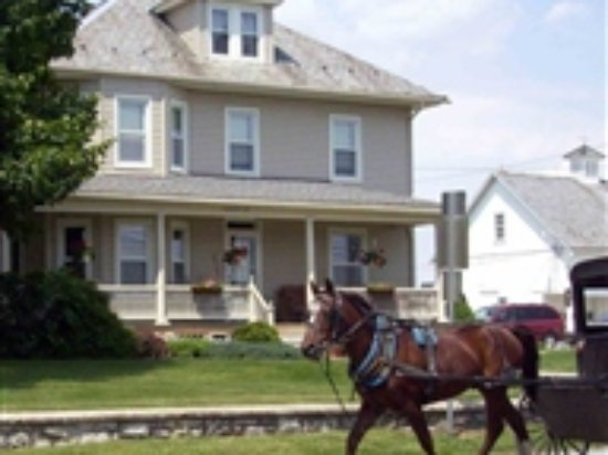 Country View PA Bed & Breakfast: country view pa bed and breakfast