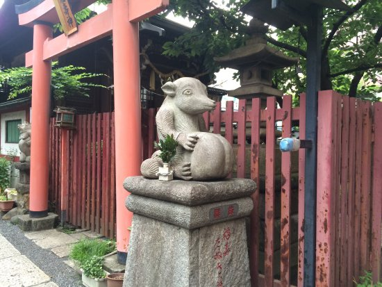 柳森神社 - 千代田区、柳森神社...