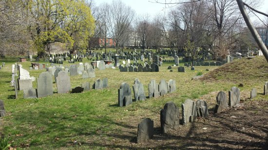 Dorchester North Burying Grounds