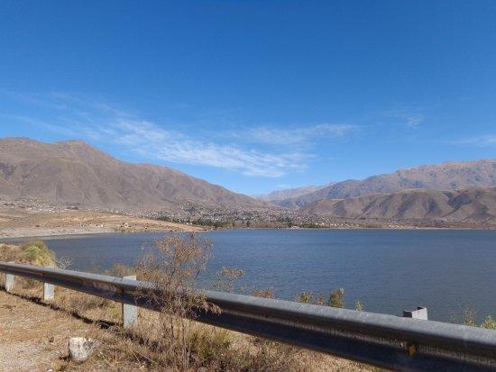 Province of Tucuman, Argentine : El Mollar y el lago