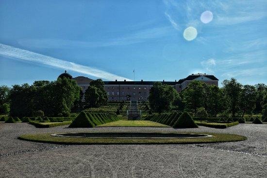 Uppsala, İsveç: Botanical Gardens