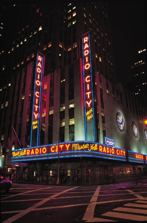 ‪Radio City Music Hall‬