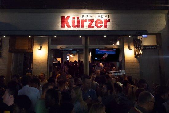 Photo of German Restaurant Brauerei Kürzer at Kurze Straße 18-20, Düsseldorf 40213, Germany