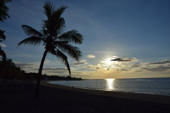 "Oecusse District, Timor Wschodni: Por do Sol "" marginal """