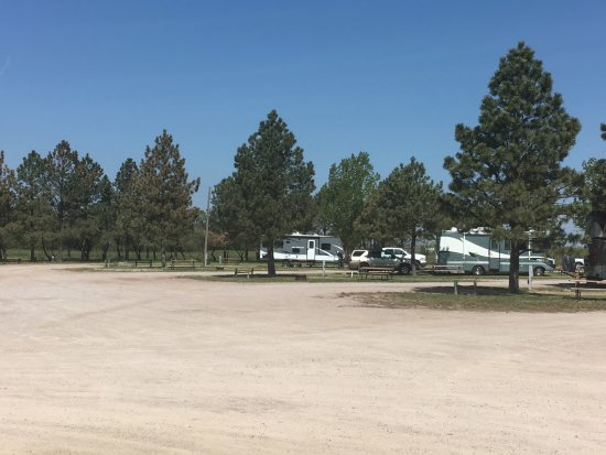 Sleepy Hollow Campground from the Office area