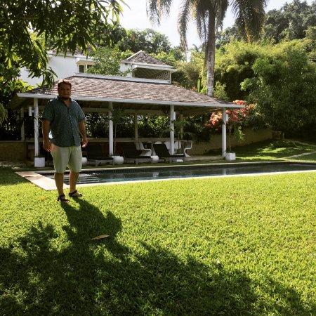 Round Hill Hotel & Villas : Cottage 7 private pool