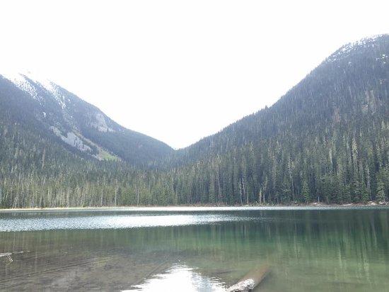 Pemberton, Kanada: the first lake