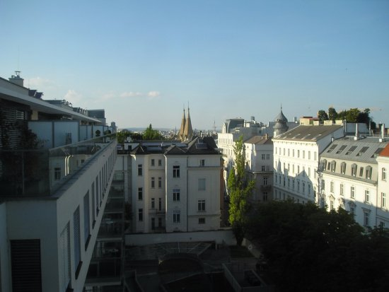 Daniel Vienna: View from room