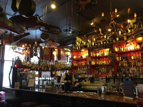 Bar at The Canny Man's