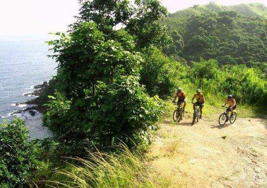 Trinidad and Tobago: Mountain Biking