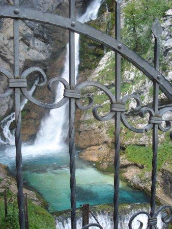 Slap Savica : waterfall