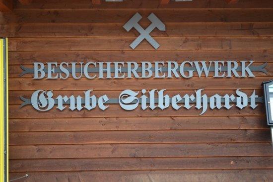 Windeck, Tyskland: Grube Silberhardt