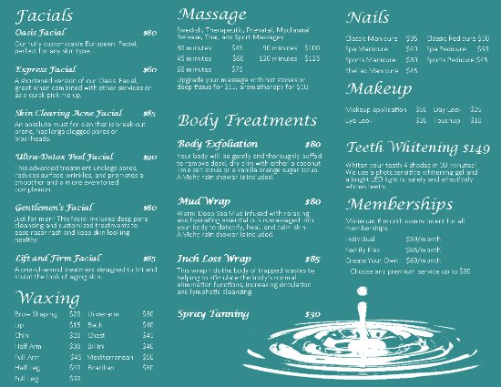 Oasis Spa & Salon