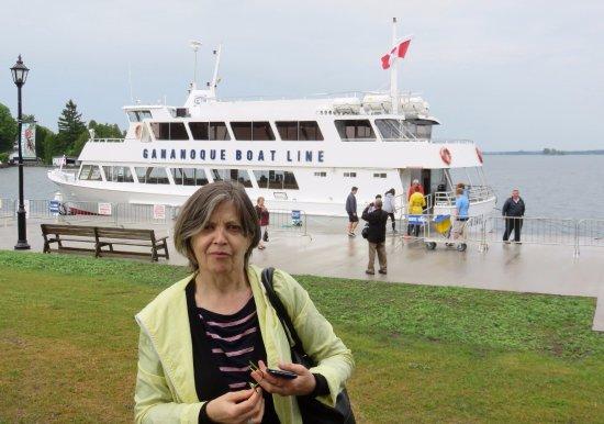 Gananoque, Καναδάς: El crucerito