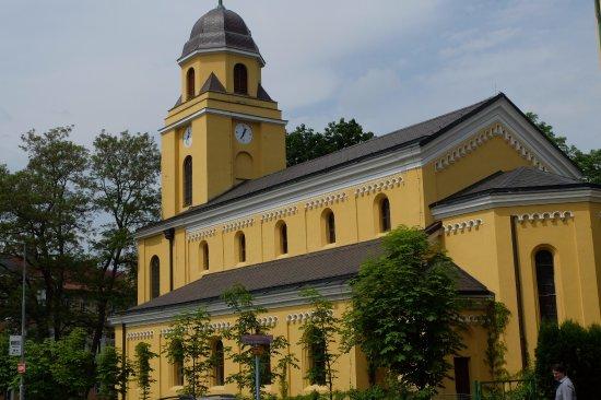 Evangelicky Kostel Sv. Petra a Pavla
