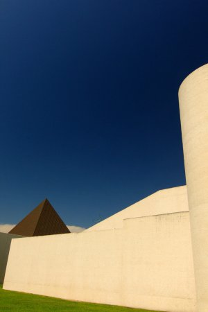 The Art Museum Of South Texas: Cool architecture