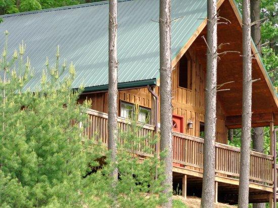 Kimbolton, OH: Cabin