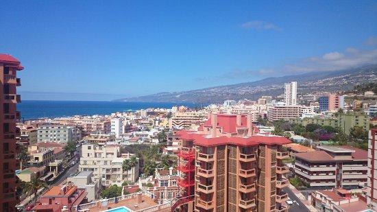 View from our balcony picture of apartamentos teneguia puerto de la cruz tripadvisor - Apartamentos teneguia puerto de la cruz ...
