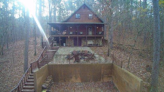 Hochatown Junction Resort Cabin Rentals: Breathless Cabin Broken Bow  Oklahoma
