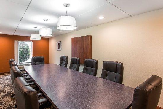 Comfort Inn & Suites Cookeville: Boardroom