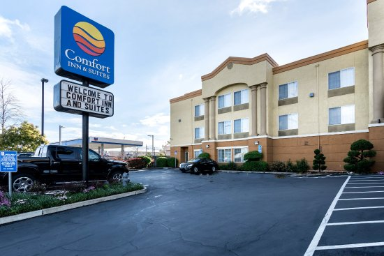 Comfort Inn & Suites Sacramento University Area
