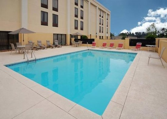 Comfort Inn & Suites Athens: Pool