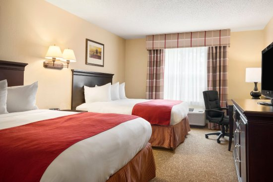 Country Inn & Suites By Carlson, Norcross: NOGAQueen Guestroom