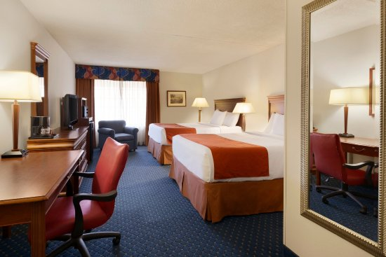 Country Inn & Suites By Carlson, Fredericksburg South (I-95): FSVADouble Double