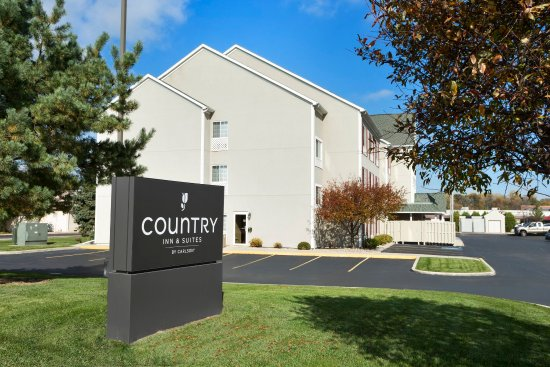 Country Inn & Suites By Carlson, Toledo: Exterior