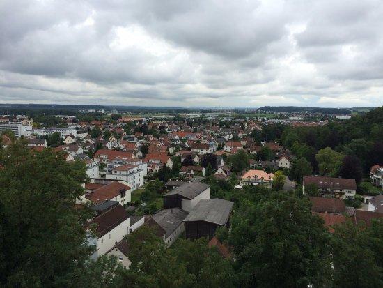 Illertissen, Germany: 街並み