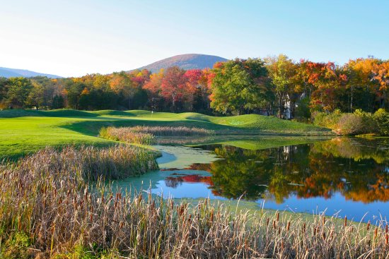 Wintergreen Resort: Tuckahoe #8 at Stoney Creek Golf Course