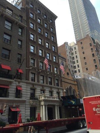 Sanctuary Hotel New York Image