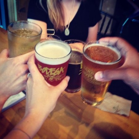 Bodega: cheers to friends