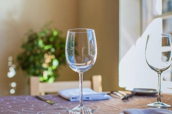 Bravos Restaurant Bar: Table setting