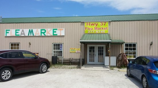 Bedford, IN: Highway 37 Flea Market