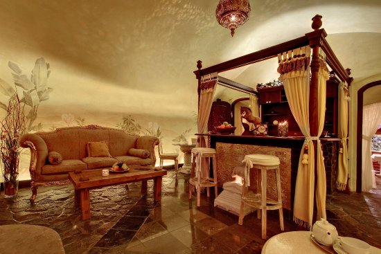 Alchymist Grand Hotel & Spa: Ecsotica Spa Juice Bar