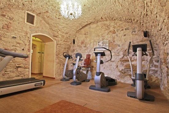 Alchymist Grand Hotel & Spa: Health Club