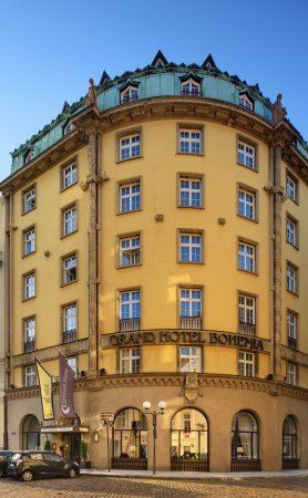 Grand hotel bohemia updated 2017 prices reviews for Grand hotel bohemia prague reviews