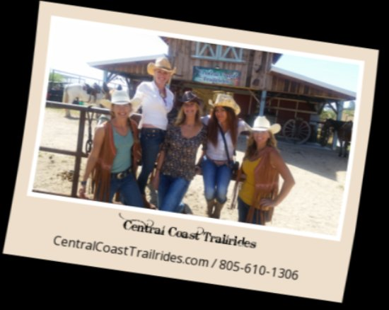 Creston, CA: Call us to book a ride this summer!