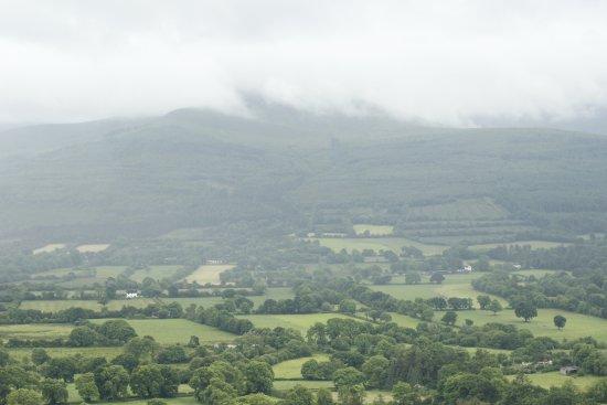 Glen of Aherlow: View of the Glen
