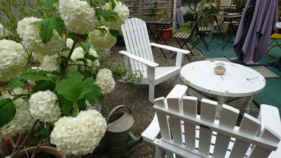 Saint-Estephe, Frankrig: L'atelier de K'tea